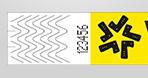 Stampaggio di braccialetti di identificazione